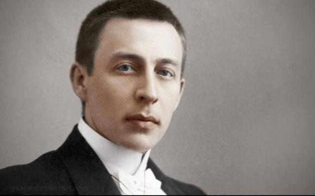De jonge Rachmaninov