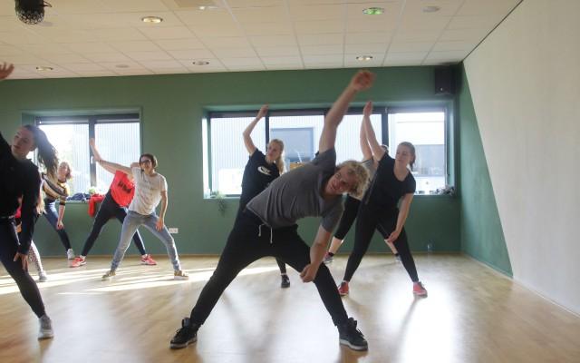 Lekker uitleven bij Dance2makefriends
