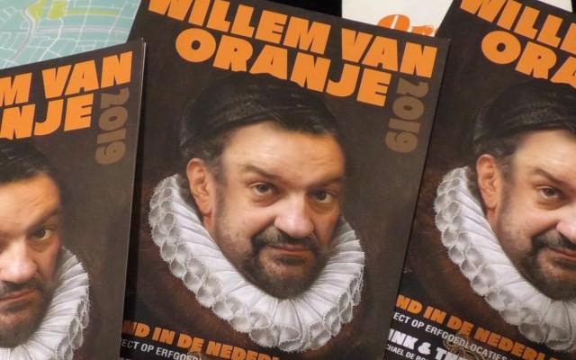 Willem van Oranje in vlees en bloed