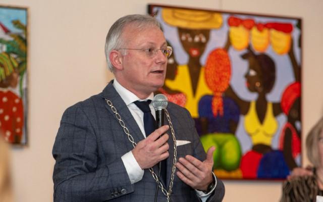 Burgemeester Gerritsen
