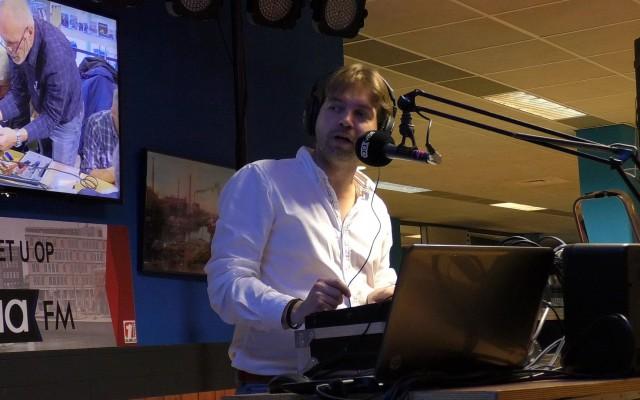 Diskjockey Paul Arentshorst