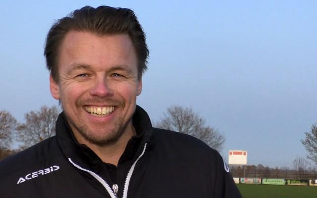 Trainer-coach Rene de Visscher