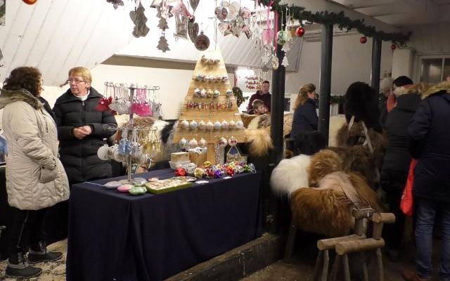 Stadsboerderij Beeklust in kerstsfeer