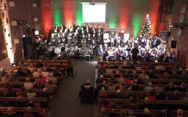 Kerstconcert Pniëlkerk
