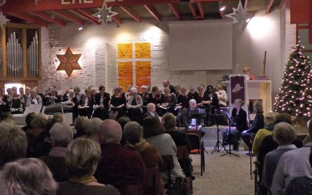 Kerstconcert NOACHkerk