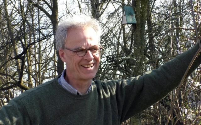 Willem Dijkema, één van de initiatiefnemers
