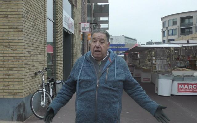 Marktmeester Mohammed Hassani