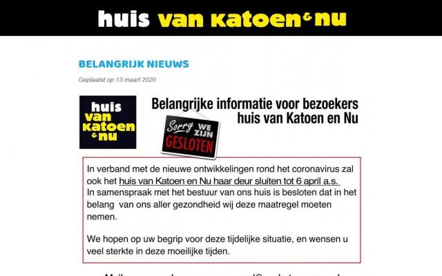 Voor vragen mail gerard@vankatoenennu.nl