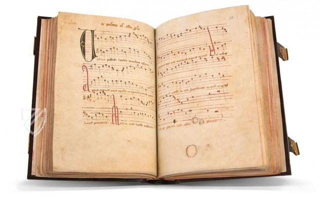Facsimile van de Codex las Huelgas