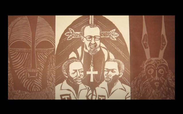 Illustraties van de Missa Luba