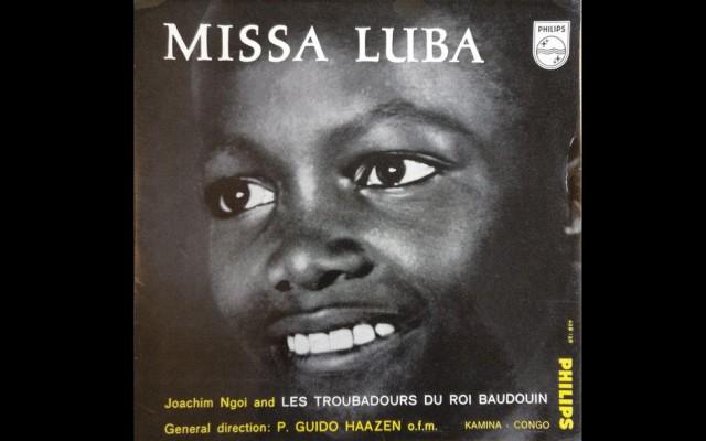 Andere hoes van de Missa Luba