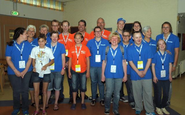 De Klup en de Veene naar Special Olympics