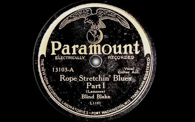 Rope Stretchin' Blues