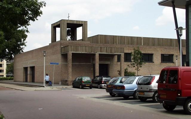 Voormalige Willibrordkerk