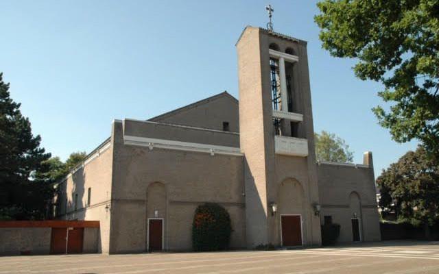 Voormalige Christoffelkerk