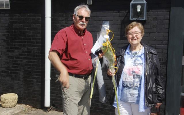 Henk Kooy en Riet Karsch vielen ook in de prijzen