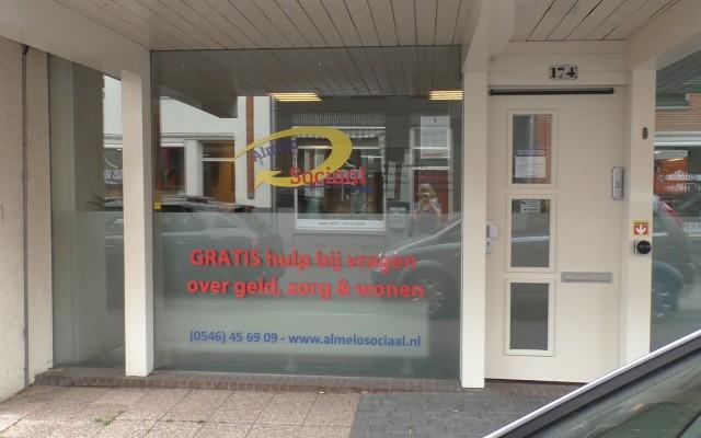 Almelo Sociaal zit in de Grotestraat 174