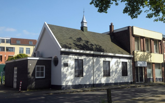 The Little Church aan de Marktstraat