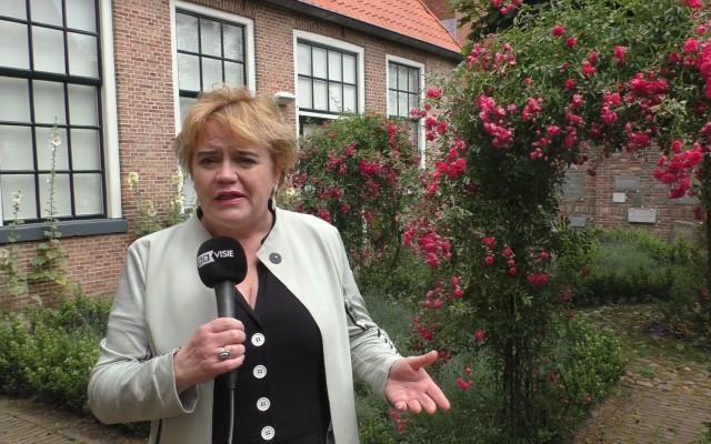 Sigrid Ivo, directeur Stadsmuseum