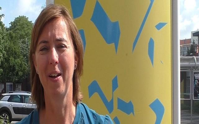 Angelina Schoonewille, bestuurslid Kaliber Kunstenschool
