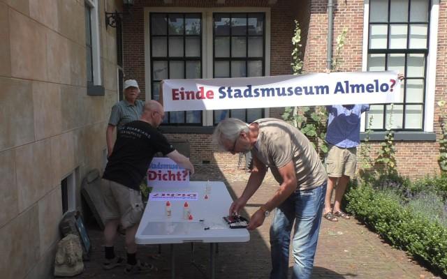 Worden de bezuinigingen het einde van het Stadsmuseum