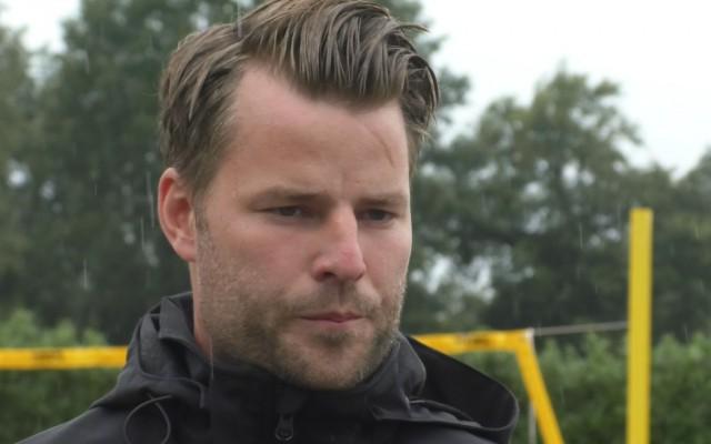 Sander ten Tusscher, medewerker Sportbedrijf Almelo