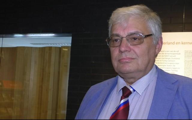 Wladimir Naydenov, Russische diplomaat