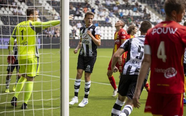 Lucas Schoofs maakt de 2-0