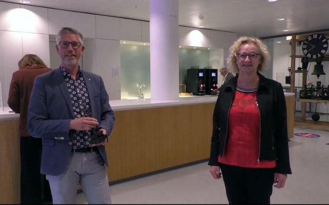 Sander Weertman en Janke Krommendijk