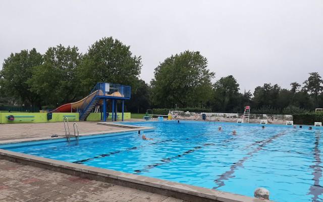 seizoen buitenzwemmen voorbij