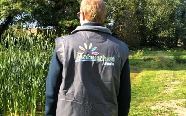 Deze dragen de vrijwilligers van het Natuurhus in het Hagenpark