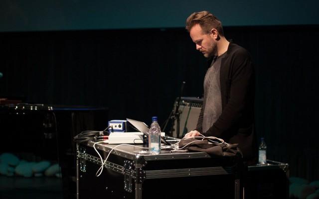 Valgeir Sigurðsson (foto Emily Qualey)