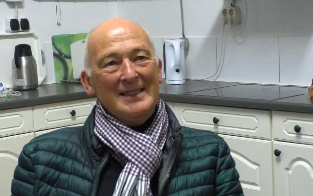 Voorzitter Henny Ganseman van de Voedselbank