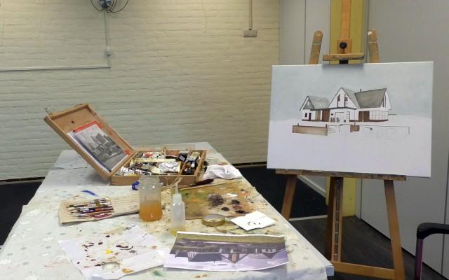schilderclub