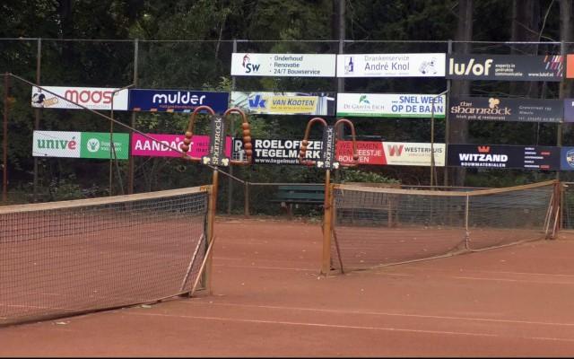 Tennissen kan doorgaan