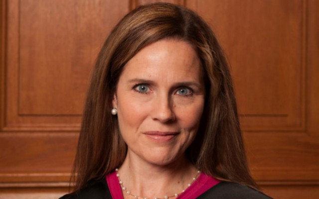 Rechter Amy Coney Barrett