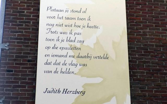 Judith Herzberg is nog in leven