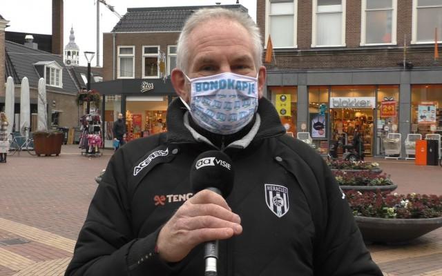 Marcel Nordeman van FNV