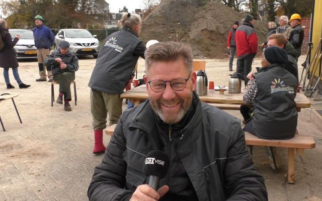 Martin Mulder, ontwerper van het park