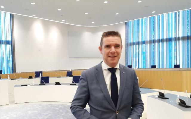 Wethouder van Mierlo vindt het jammer dat bezuiniging moet doorvoeren