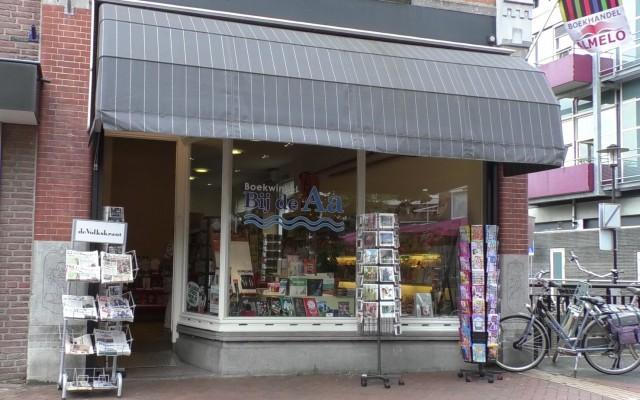 Boekhandel 'Bij de Aa