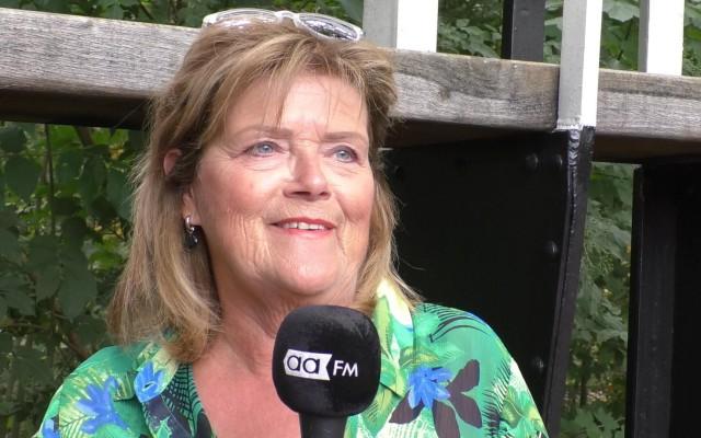 Christien van Wijk, voorzitter Stichting Stadsherstel