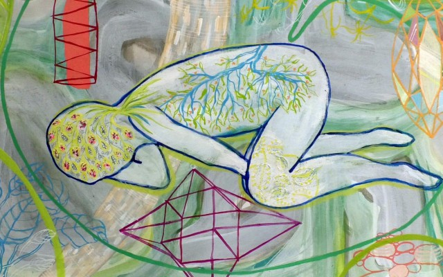 Schilderij van Danielle Spoelman
