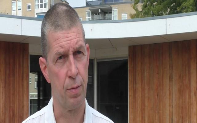 beleidsambtenaar Arjan Dohmen lichtte