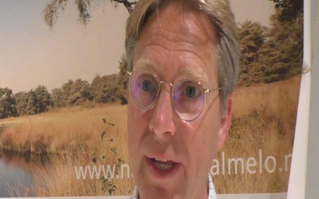 Frank van Marle sprak namens de Groene Loper