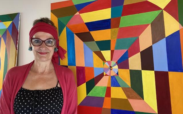 Louise Schoon opent voor het eerst haar deuren bij de Atelierroute