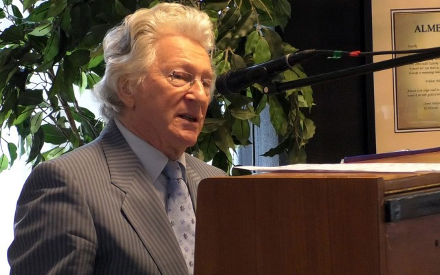 Jazzpianist en componist Johan Bijkerk