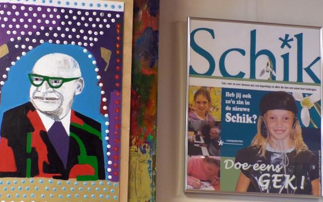 Schik, het tijdschrift van De Klup Twente