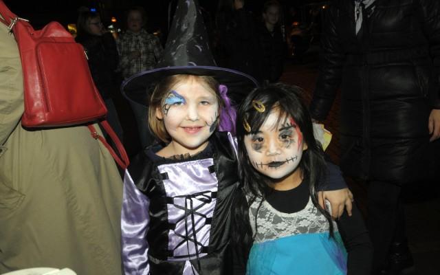 Halloween, ook voor kleine griezels