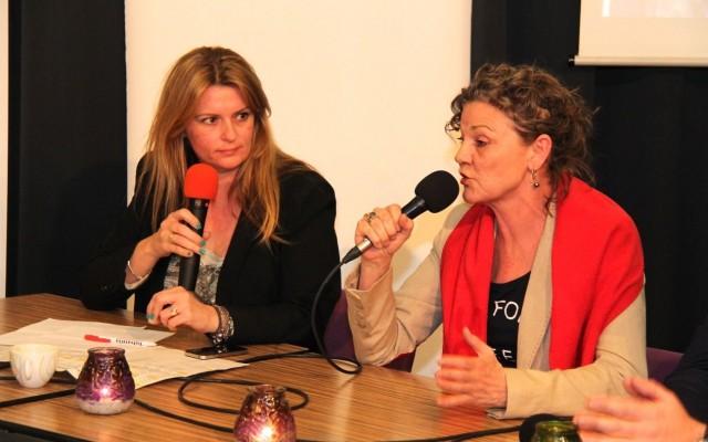 Verliezers PvdA, Anja Timmer, kwam uitleggen waar het fout ging